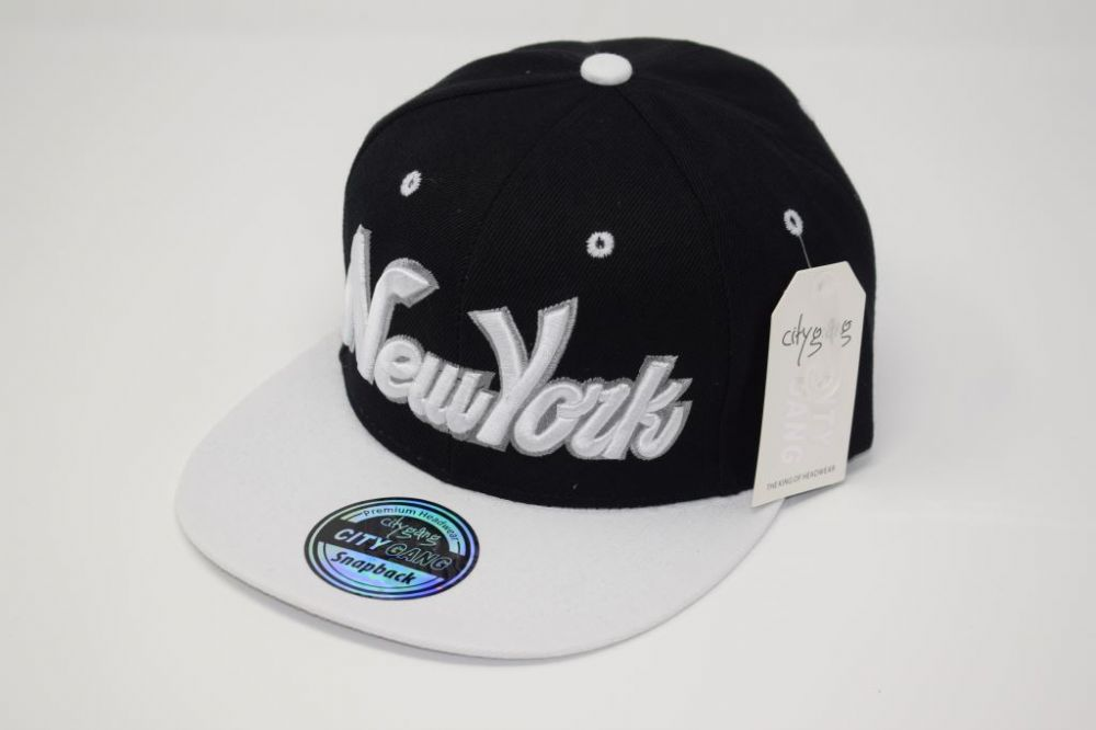 New York  Snapback Cap one size fits all adjustable